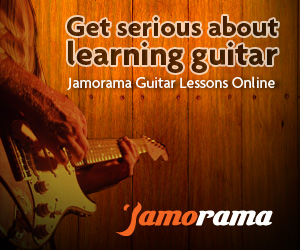 Jamorama - Learn Guitar