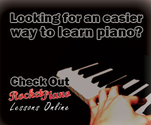 Rocket Piano - Learn Piano