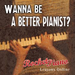 Rocket Piano- Learn Piano