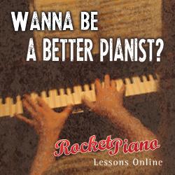 Rocket Piano- Learn Piano